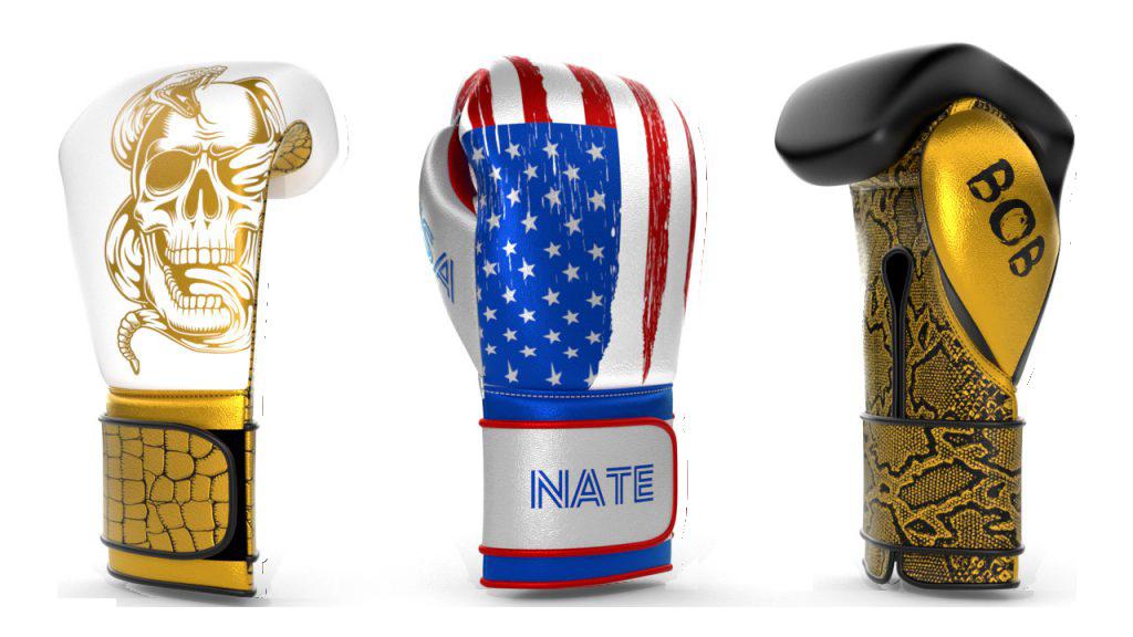 Harrier Swift - Custom Boxing Gloves